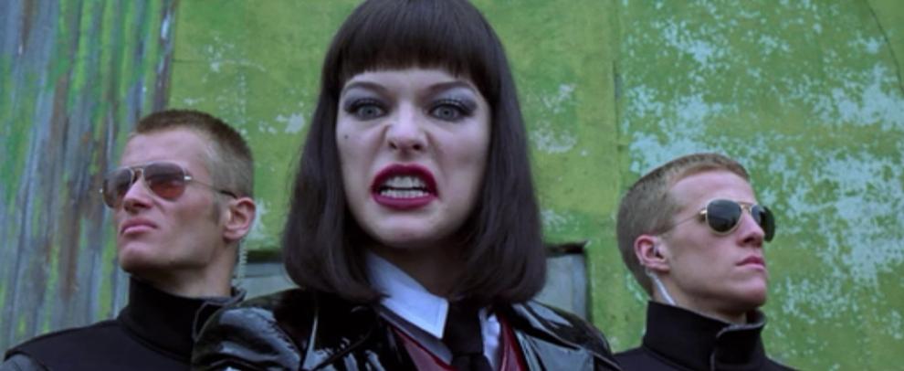 Cameo Zoolander Milla Jovovich