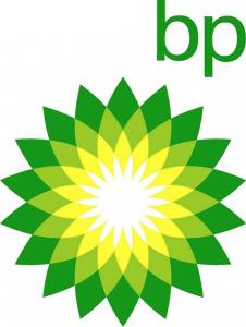 logo pétrolier joue sur la proximité sans majuscules