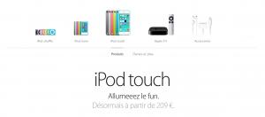 graphie nom de marque ad hoc iPod