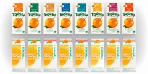 gamme tropicana redesign rebranding